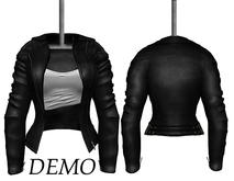 DE Designs - Lena Jacket/Top - DEMO