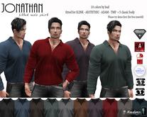 [lf design] jonathan classic male shirt