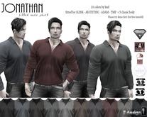 [lf design] jonathan classic male shirt Demo