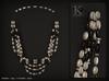 (Kunglers) Vatusi necklace - ivory