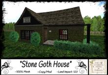 ~PPC~ Stone Goth House