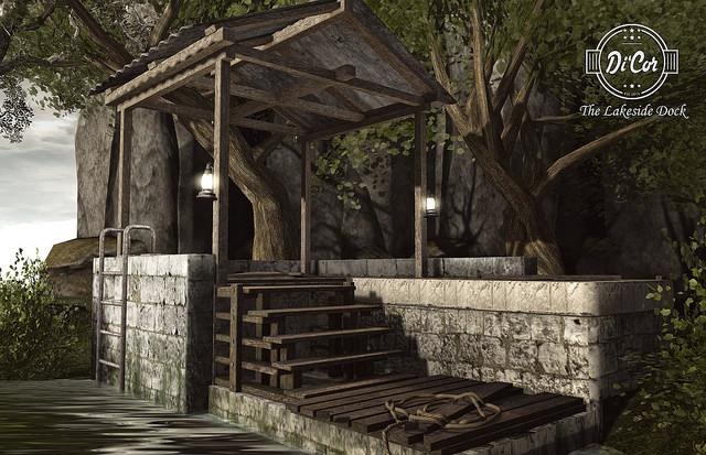 Di'Cor Lakeside Dock