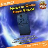 Hands of Omega (HoO) Exterior - Drink Vendor