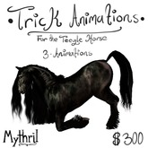 ~Mythril~ Trick Animations!
