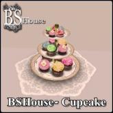 PROMO PRICE! BSHouse- Cupcake