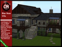 ! CM Creations, Blue Rose Villa