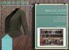 "Addams Women's Suit Jacket -Maitreya, Belleza, Slink- Mesh Jacket ""Irina"" in Scottish 4"