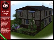 CM Creations, Blue Rose Cottage