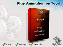 ::jAS:: Play Animation on Touch