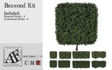 *AF* Boxwood Kit