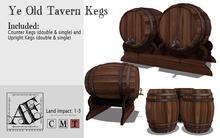 *AF* Tavern Kegs
