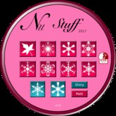 Snowflake Nail Applier for Slink Hands