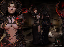 TSC Battle Mage Female (Maitreya Bento)