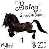 ~Mythril~ Teegle Animation: Boing!