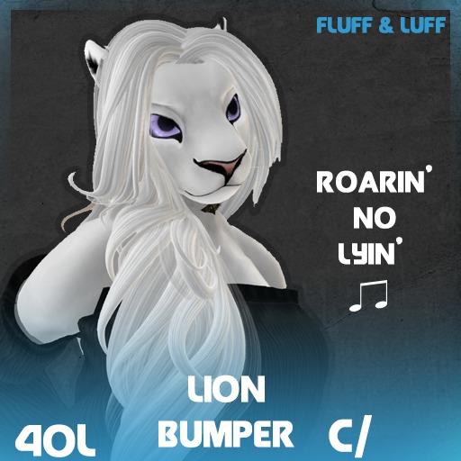 F&L - Lion Bumper