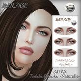 MIRAGE-CATWA Eyelashes -Naturelle-