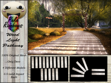 [PR] Wood Light Pathway (Boxed)