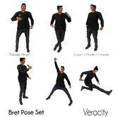 Verocity - Bret Pose Set