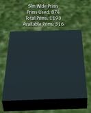 heX Free Prim Counter
