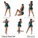Cheryl pose set