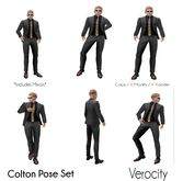 Verocity - Colton Pose Set