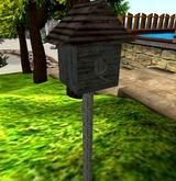 Simple Wooden Bird House
