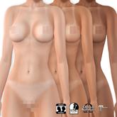 alaskametro<3 Tanlines - Bikini tattoo layers | Appliers for Slink/Omega/Maitreya