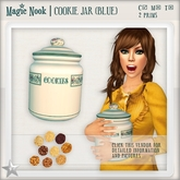[MAGIC NOOK] Cookie Jar (Blue)