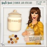 [MAGIC NOOK] Cookie Jar (Cream)