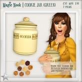 [MAGIC NOOK] Cookie Jar (Green)