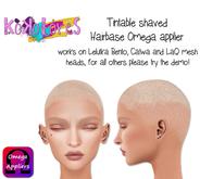 [KoKoLoReS] Tintable shaved Hairbase - OMEGA applier