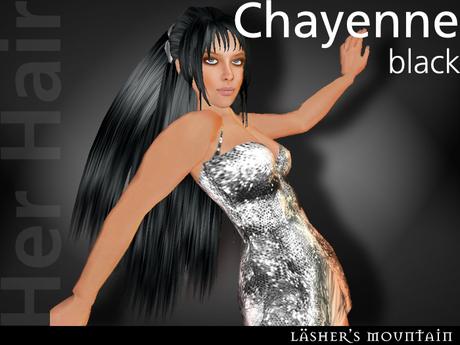 Mature Chayenne