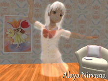 Manga Spirit Anime Girl Avatar