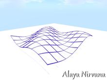 Animated 3D mesh Sine Wave