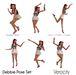 Verocity - Debbie Pose Set