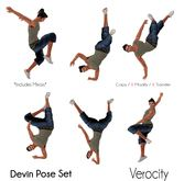 Verocity - Devin Pose Set