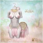 Belle Epoque { Idella } Pink