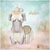 Belle Epoque { Idella } White (Box)