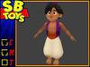 [SB TOYS] Prince Collection Doll- Ali Ababwa