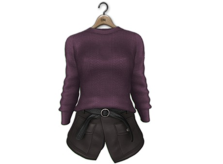 Ducknipple: Outfit vs8 - Purple