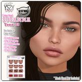 *YS&YS* SUSANNA Tone 03 Skin Applier  for CATWA Heads
