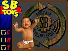 [SB TOYS] Fantasy Translator : Baby Babble Version