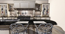 <Heart Homes> French Country Kitchen -FAMILY-  (boxed)
