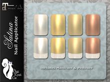>^OeC^< Satina - Maitreya Nail Polish Bottle (wear me)