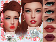 ::White Queen :: PIN UP - MAKEUP - CATWA