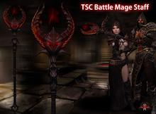 TSC Battle Mage Staff