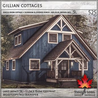 Trompe Loeil - Gillian Cottage [mesh]