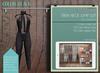 "Addams Women's Neck Jump Suit -Maitreya Belleza Slink- Mesh Suit ""Trina"" Black"
