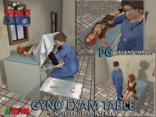 WoW Gyno Table (G rated)