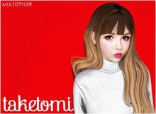 taketomi - Kaede - Platinums (wear)